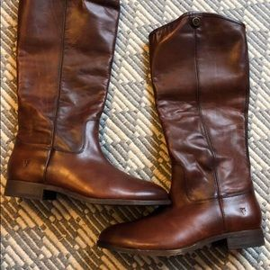 NEW Frye boots - never worn